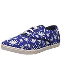 Nell Women's Blue Sneakers - 4 UK/India (37 EU)(HP2016-1)