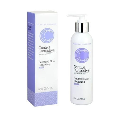 Control Correctove Sensitive Skin Cleansing Milk - 6.7oz. by