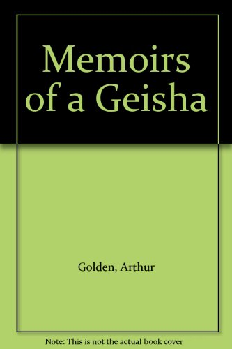 memoirs of a geisha essays