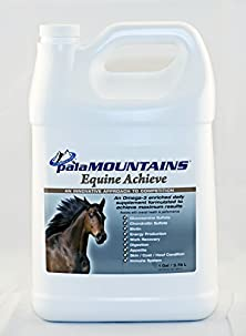 buy Palamountains Equine Achieve Nutritional Supplement - 1 Gallon