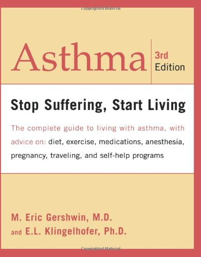 Asthma: Stop Suffering, Start Living front-952081