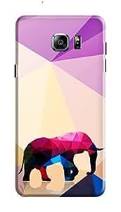 Samsung Galaxy Note 5 Cover Premium Quality Designer Printed 3D Lightweight Slim Matte Finish Hard Case Back Cover for Samsung Galaxy Note 5 by Tamah