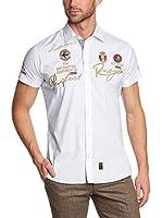Redbridge Camisa Hombre (Blanco)