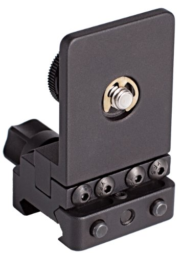 Millett Tactical Qrf-C Quick Release Go-Pro Style Action Camera Mount