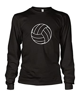 Buy Fastasticdeal Volleyball Sports Long Sleeve Cotton T-Shirt Tee Shirt by Fastasticdeal