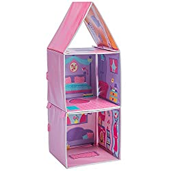 Fun2 Give Pop It Up Convertible Doll Apartment Playhouse