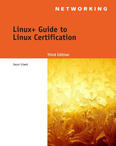 Download Linux+ Guide to Linux Certification (Test Preparation)