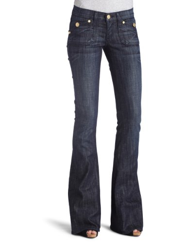 Rock & Republic Women's Scorpion Lowrise Flare Jean