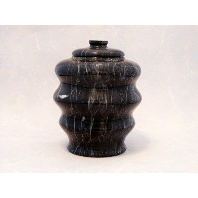 Fuji Ebony Pet Urn