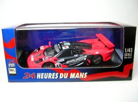 Mclaren F1 GTR - Le Mans 1997 - #44 1:43 Scale Diecast Model