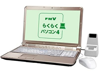 富士通 ノートパソコン LIFEBOOK AH/R4H らくらくパソコン...  ※LIFEBO