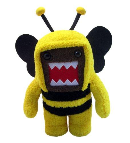 Domo 6.5 Inch Plush Figure Bumblebee Domo image