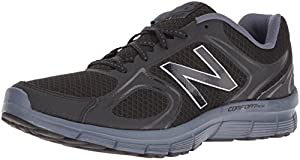 New Balance Men's me541v1 Running Shoes, Black, 10.5 D US