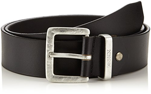 MeXX MX3023382 Belt, Cintura Uomo, Nero (Black 001), Small