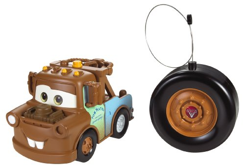 Cars 2 R/C Bubby Rides Mater Vehicle front-773609