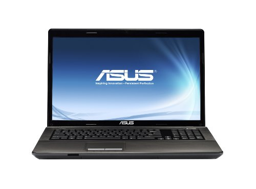 Asus X93SV-YZ225V 46,7 cm (18,4 Zoll) Notebook (Intel Core i7 2670QM, 2,2GHz, 8GB RAM, 750GB HDD, NVIDIA GT540M, DVD, Win 7 HP)