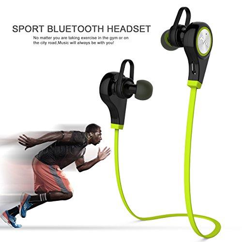 Bluetooth-Kopfhrer-LanBaiLan-41-Wireless-Sport-Stereo-Headset-mit-AptX-Technologie-und-Mikrofon-der-Freisprechfunktion-In-Ear-Kopfhrer-fr-Handys-iPhone-iPad-Laptops-Tablets-Smartphones