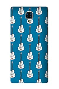 Zapcase Printed Back Cover for OnePlus 3 / OnePlus 3T