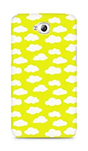 Amez designer printed 3d premium high quality back case cover for Lg Gpro Lite (Cloud Pattern3)