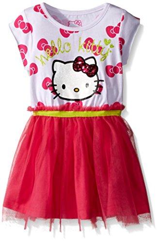 Hello-Kitty-Baby-Girls-Tutu-Dress