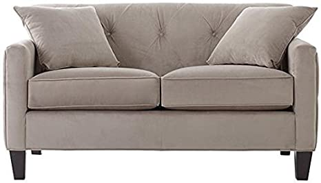 "Hughes Loveseat, 32""H, BELLA GRANITE"