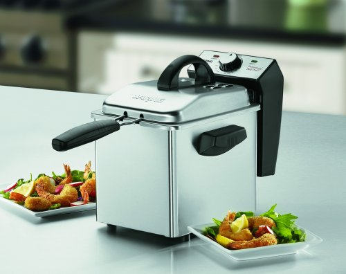 cuisinart mini deep fryer manual