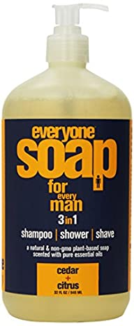 Everyone Soap Men Cedar & Citrus EO 3…