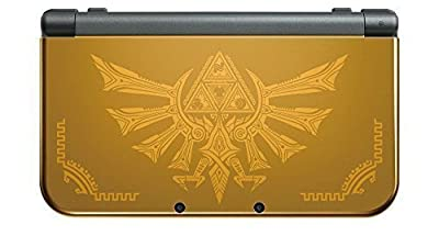Nintendo 3DS XL SYSTEM HYRULE EDITION REDSDCAA by Nintendo