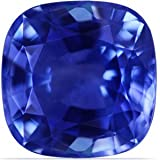 12.48 Carat Loose Sapphire Cushion Cut