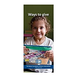 Ways to Give brochure