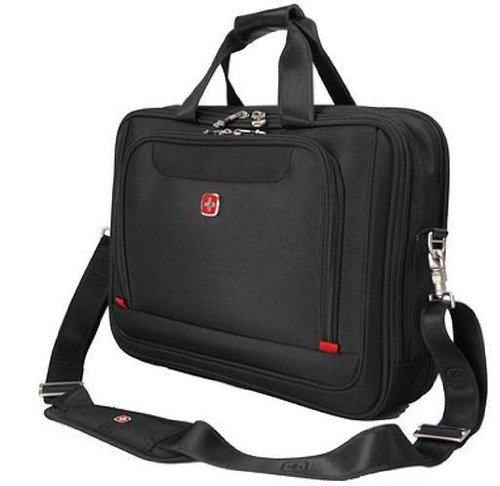 Business Travel Gear Computer Notebook Laptop Briefcase Messenger Bag Single-Shoulder Bag.Sa9526-C3