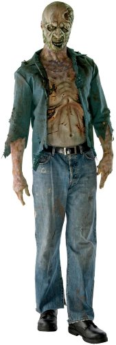 Rubies Costume Co Men's Walking Dead Decomposed Zombie Costume