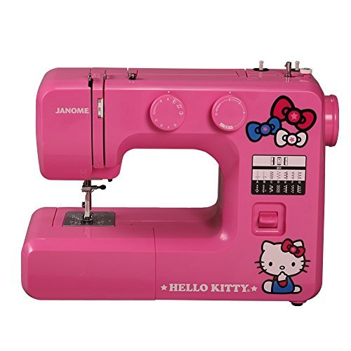 Janome-14412-Pink-Hello-Kitty-Sewing-Machine-by-Hello