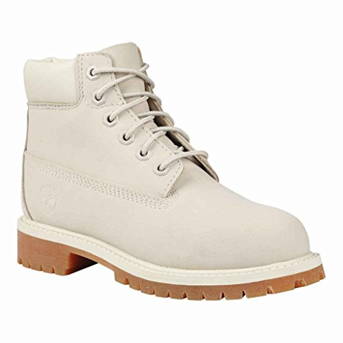 Timberland TB01990A148 Youth's 6-in Premium WP Boot Angora M