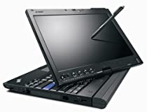 "Lenovo ThinkPad X201 12.1"" (2985F4U) Tablet PC i7-620LM 2G DDR3 320G HDD Docking Station (Windows 7 Professional)"""