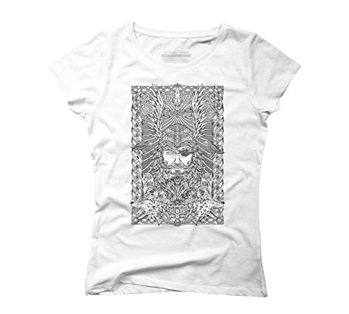 Design By Humans - Top - Donna bianco XX-Large
