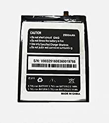 GnG Mobile Battery For Micromax Canvas Nitro 2 E311 2500 Mah