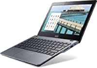 Acer C720 Chromebook (11.6-Inch, Haswell micro-architecture, 4GB) by Acer