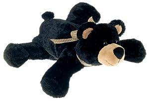 Mary Meyer Flip Flops, Bailey Black Bear, 12 Inches