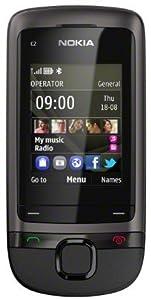 Nokia C2-05 Telefono cellulare, colore: Dynamic Grigio