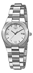 Tissot Women's T0432101103800 Glam Sport White Dial Watch
