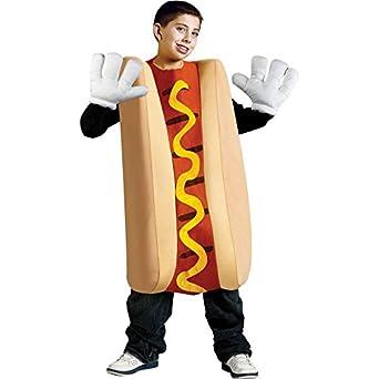 Fun World Hot Dog Child Costume One Size