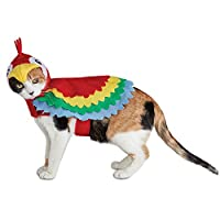 Bootique Polly Parrot Cat Costume, One Size, One Size Fits All