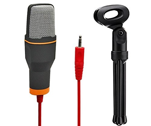 Elinka-Professional-Condenser-Sound-Podcast-Studio-Microphone-for-PC-Laptop-Skype-MSN-Computer-Recording