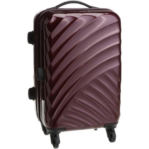 [ストラティック] Stratic Neppir ハードスーツケース Sサイズ 4輪 3-9219-55 bordeaux (ボルドー)