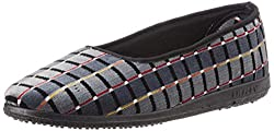 Gliders (From Liberty) Womens Grey Ballet Flats - 7 UK/India (41 EU)