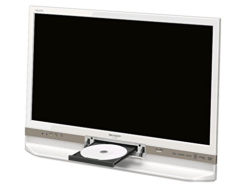 シャープ AQUOS 液晶テレビ 24型 ホワイト系 LC-24R30-W