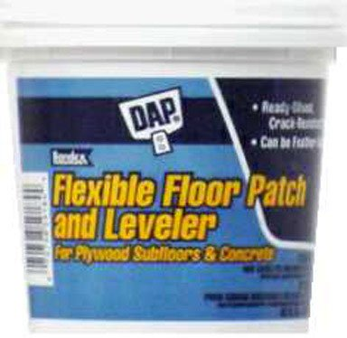 6 each: Dap Floor Patch & Leveler (59184)