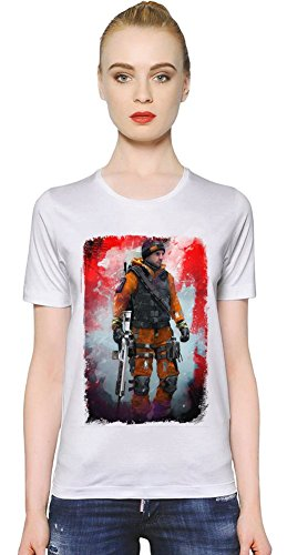 Tom Clancy's The Division Trooper T-shirt donna XX-Large