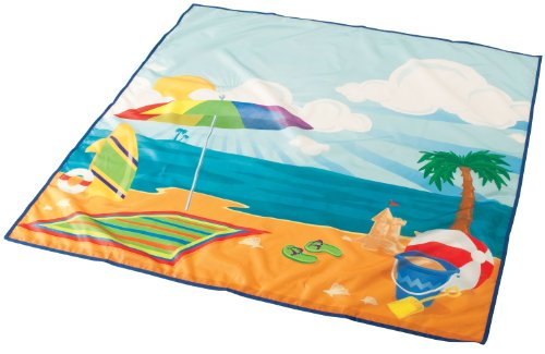Pacific Play Tents Seaside Beach Mat #10500 front-792235